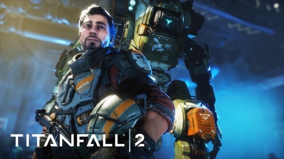 ロボット好きにはたまらない「Titanfall 2」ゲームプレイ・トレーラー