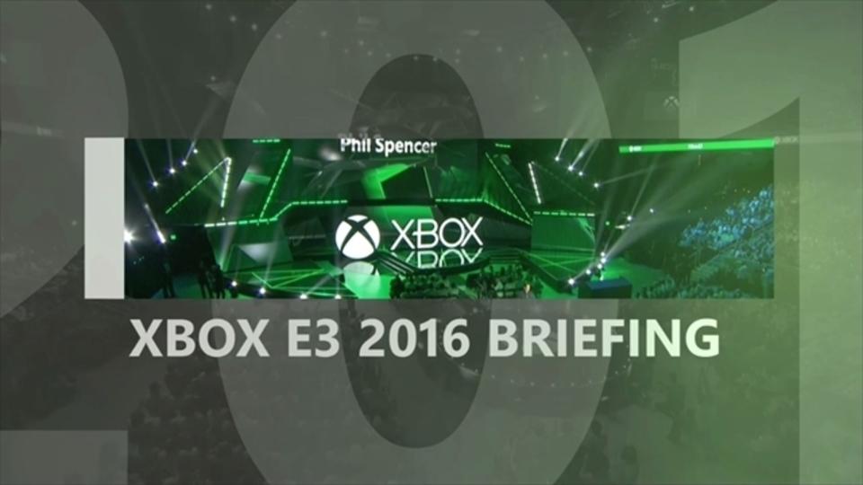 【E3 2016】Microsoftの発表まとめ:新ハード「Project Scorpio」が強そう!