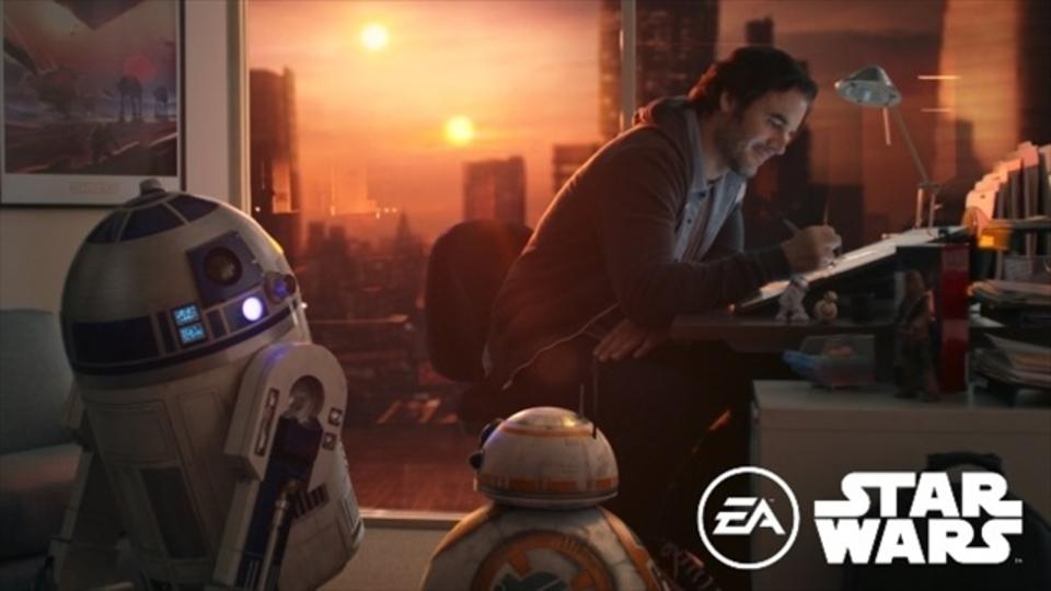 EAの「スター・ウォーズ」関連プロジェクトの未来