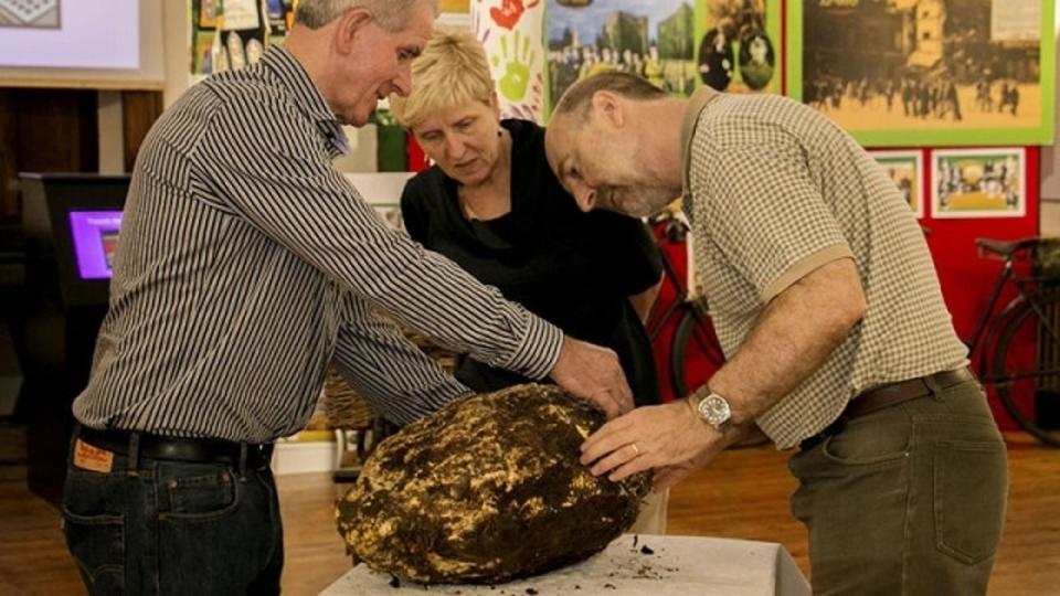 沼地から発見された2,000年前のバターは「理論上はまだ食べられる」