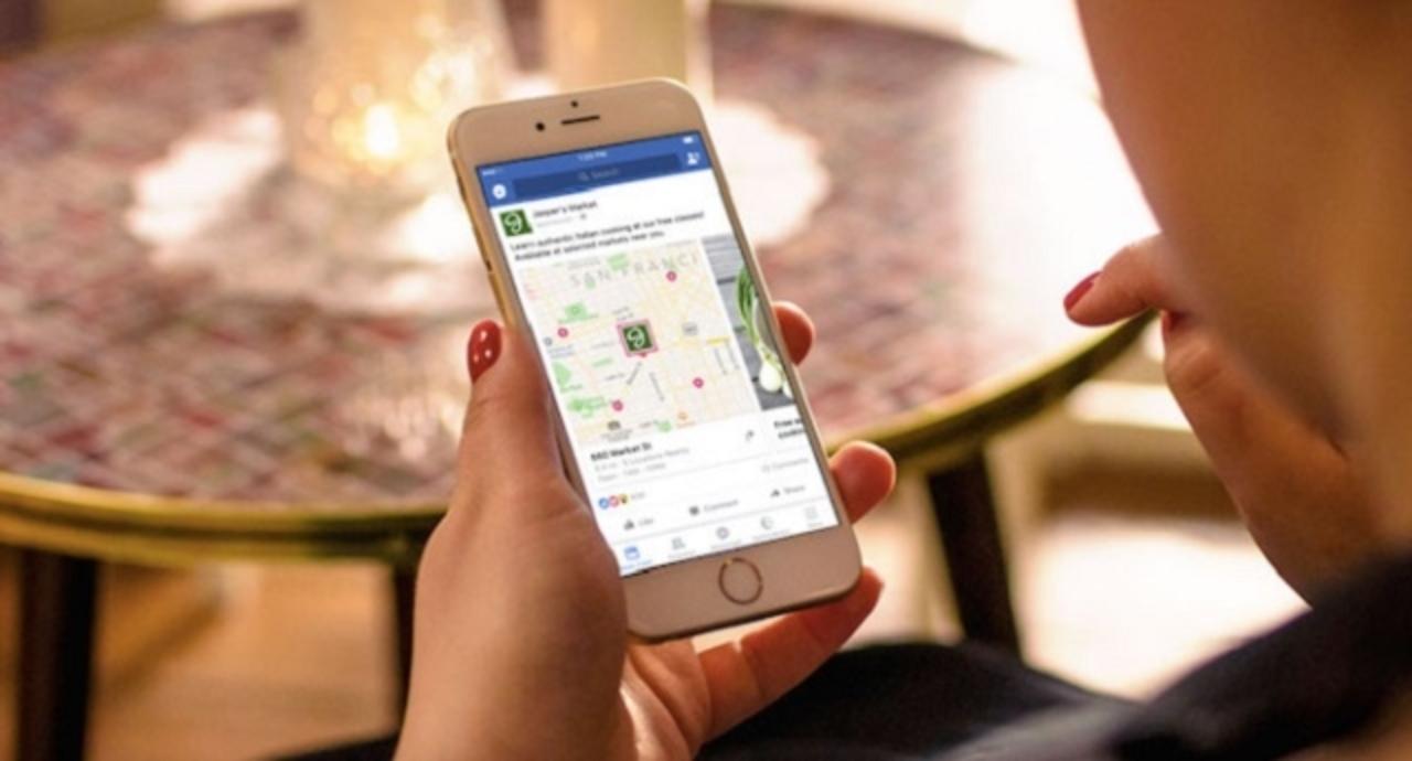 プライバシーはいかに。Facebook、ユーザーの位置情報を利用した広告を開始