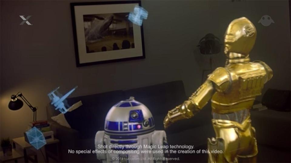 スター・ウォーズが現実にきた!Magic LeapがルーカスフィルムのILMxLABと提携を発表