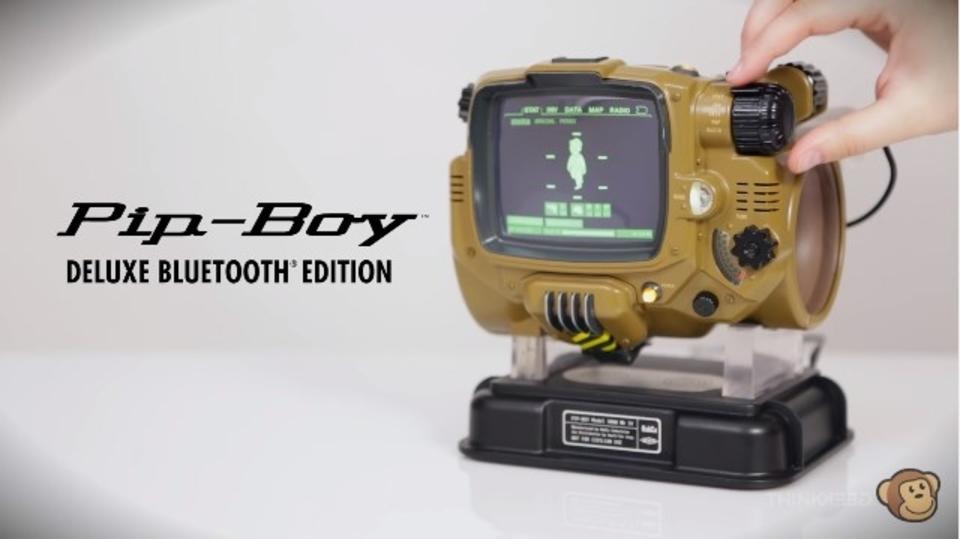 完全再現された「Fallout 4」のPip-Boyが発売