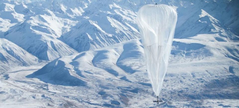 Googleの気球インターネット「Project Loon」、パクリ疑惑で訴えられる