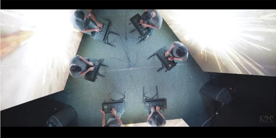 有機アンサンブル! 6台のSeaboard RISEによる映画音楽メドレー