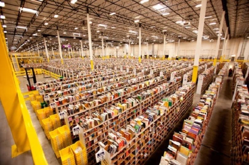 Amazonの倉庫に導入されたロボットは、着々と成果を上げているらしい