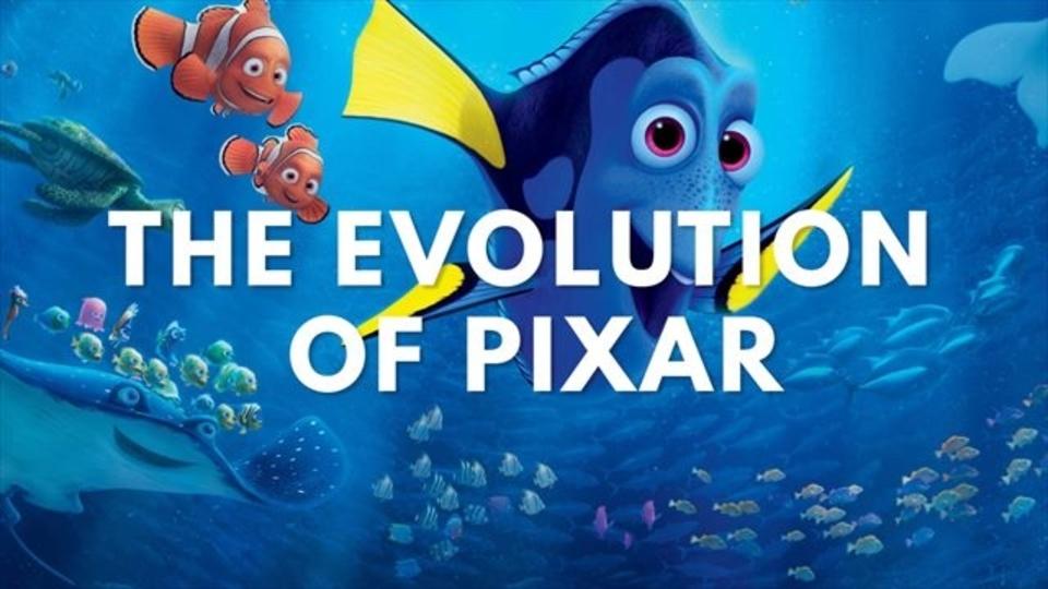 30年間に渡って名作を量産。ピクサーの進化の歴史