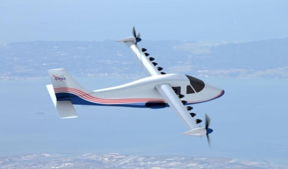 電気自動車の次は飛行機? NASAの新しいXプレーンは完全電動に