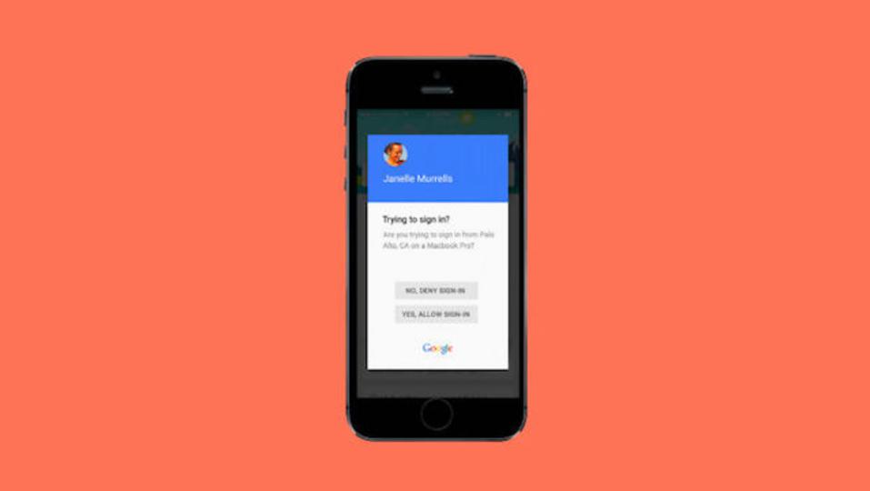 Googleが2段階認証をもっと簡単に、安全にしました