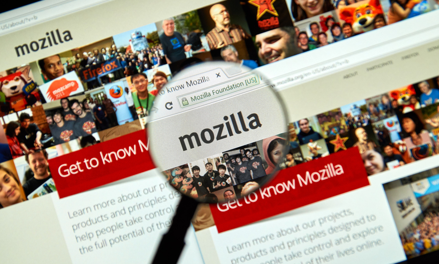 Mozillaがロゴを一新。制作プロセスをすべて見える化させる方針