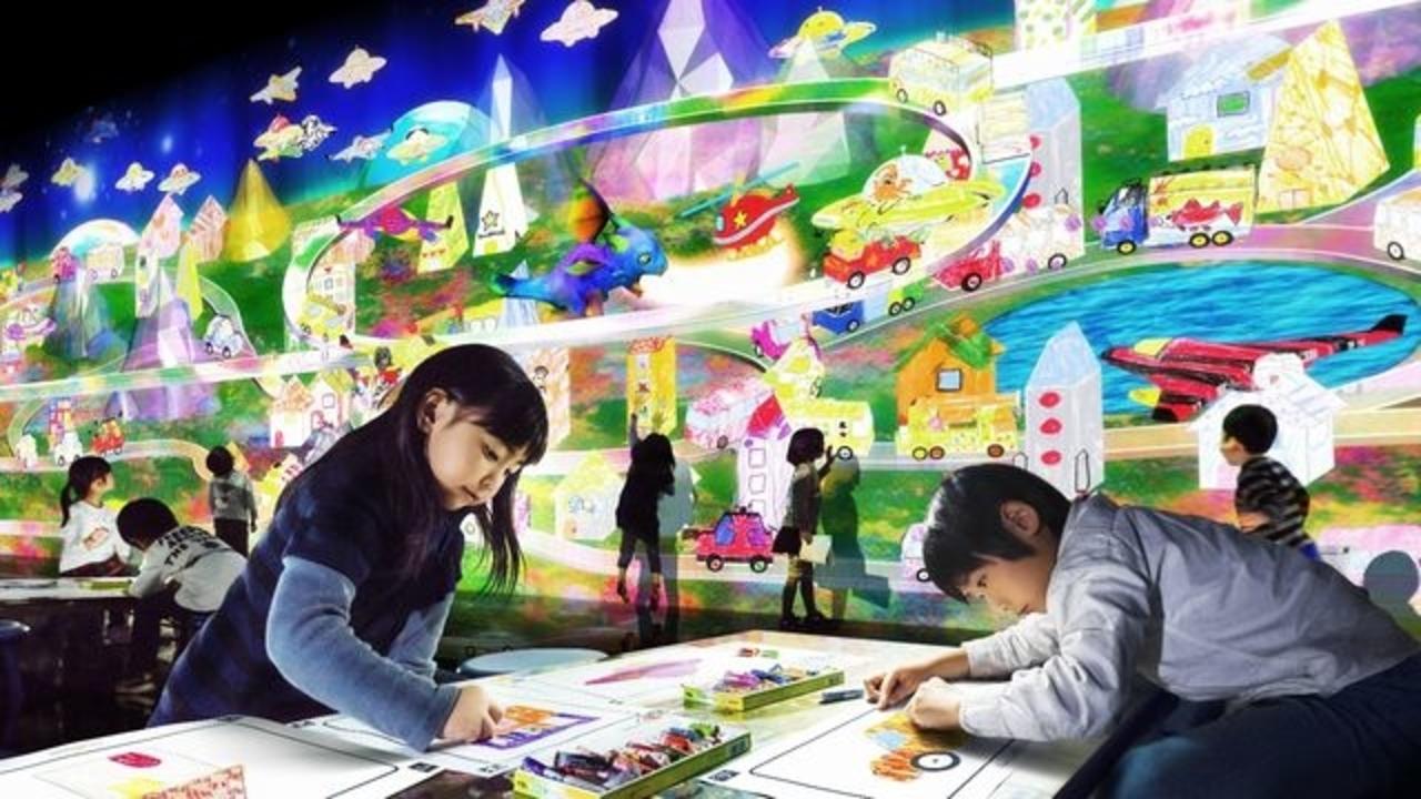 チームラボ「学ぶ! 未来の遊園地」がこの夏、沼津にオープン