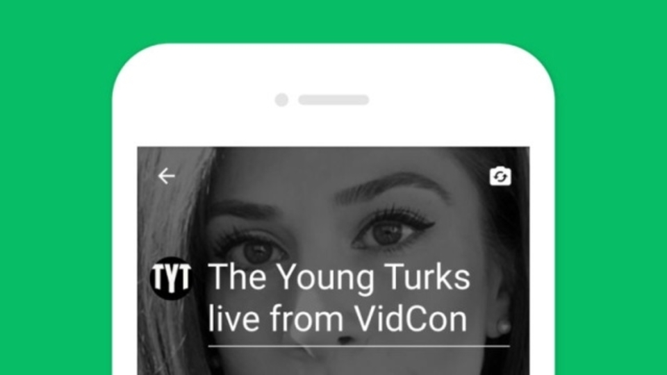 ライバルに囲まれなぜこのタイミング? YouTubeのモバイルライブストリーミング