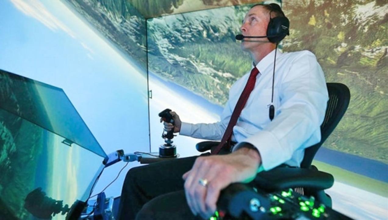 人工知能が空対空戦で元空軍大佐に圧勝