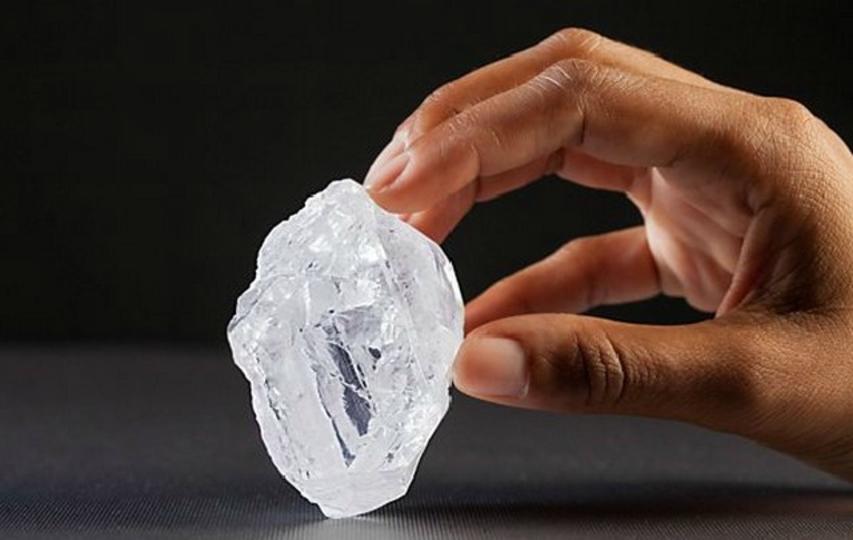 1,109カラット、25億年もの。誰にも買えなかった世界最大のダイヤモンド
