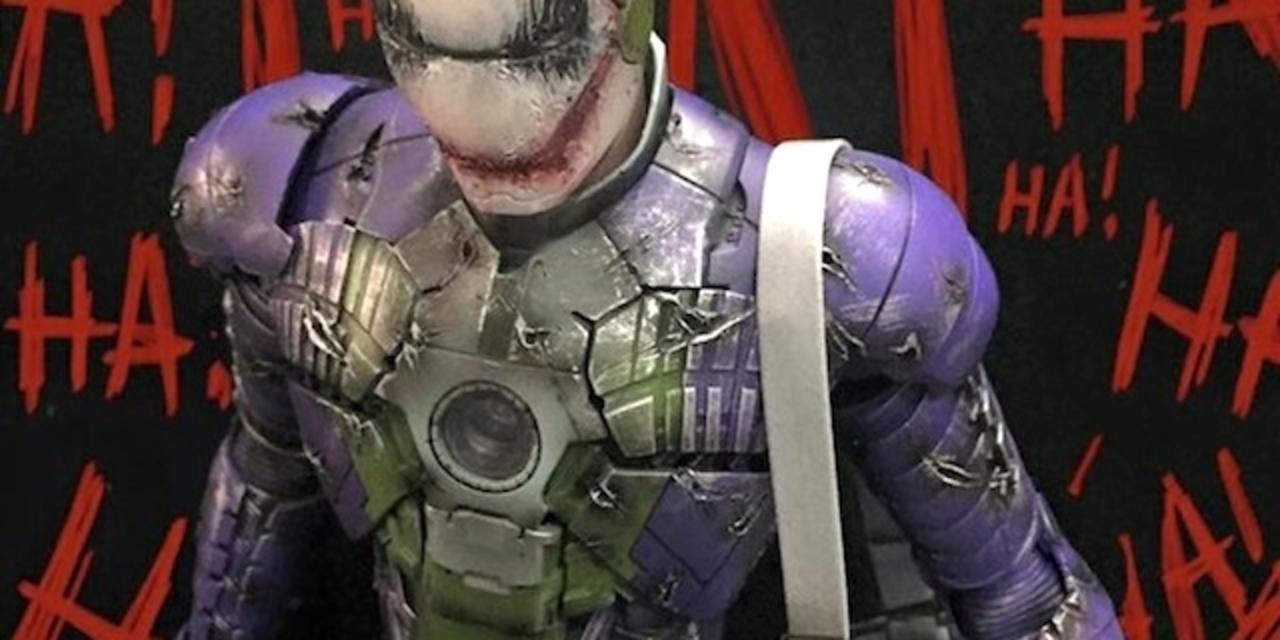 もしもアイアンマンのスーツがジョーカーに奪われたら……?