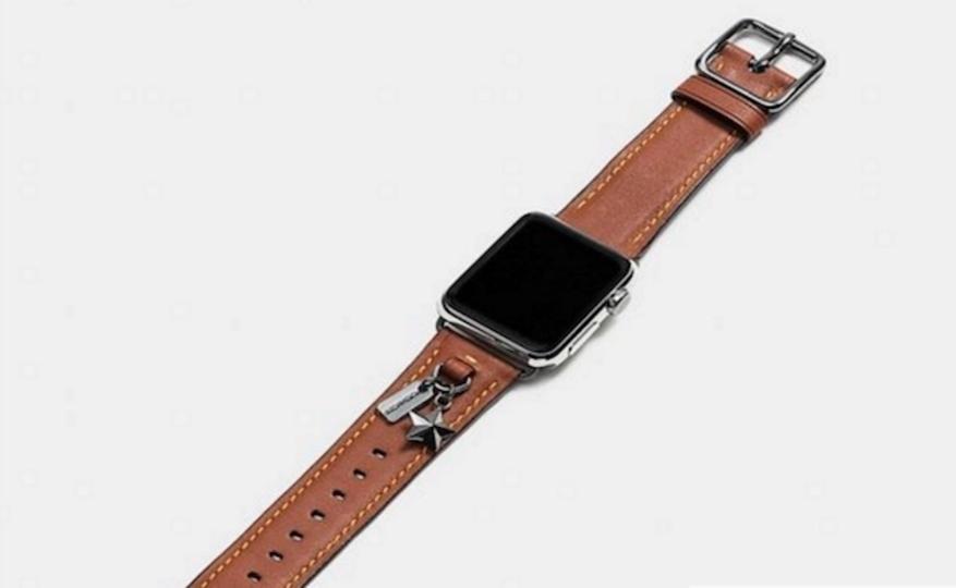 発表間近? COACH製のApple Watchバンド、公式サイトから発掘される