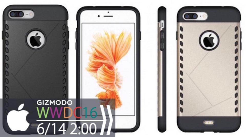 iPhone 7 Plusらしきケースが流出…って、Smart Connectorがある!?