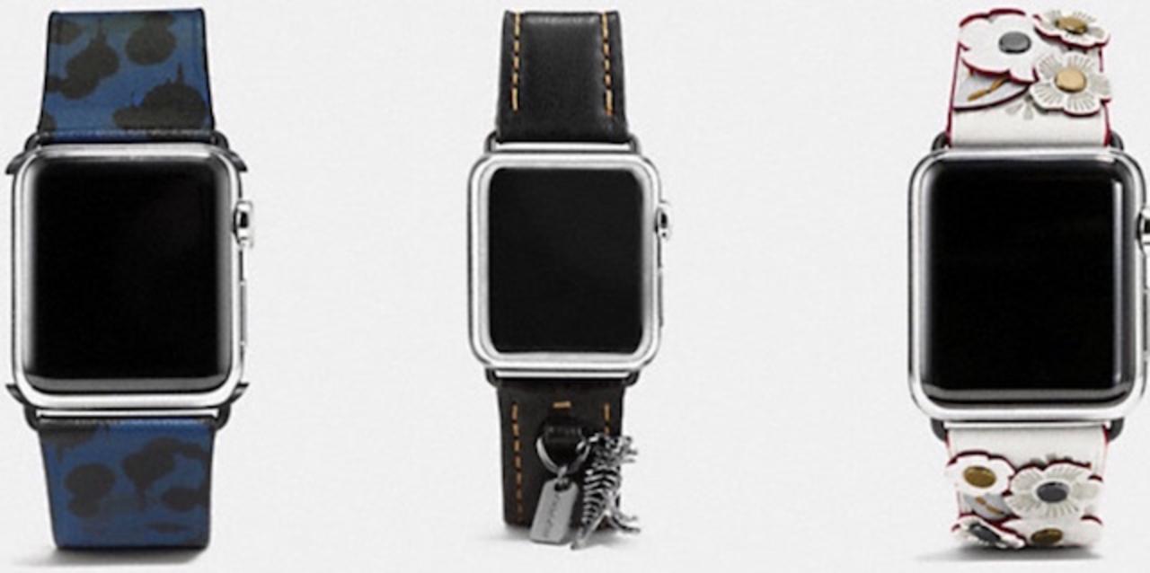 COACH製のApple Watchバンドは12日発売? デザインも若々しくていい感じ