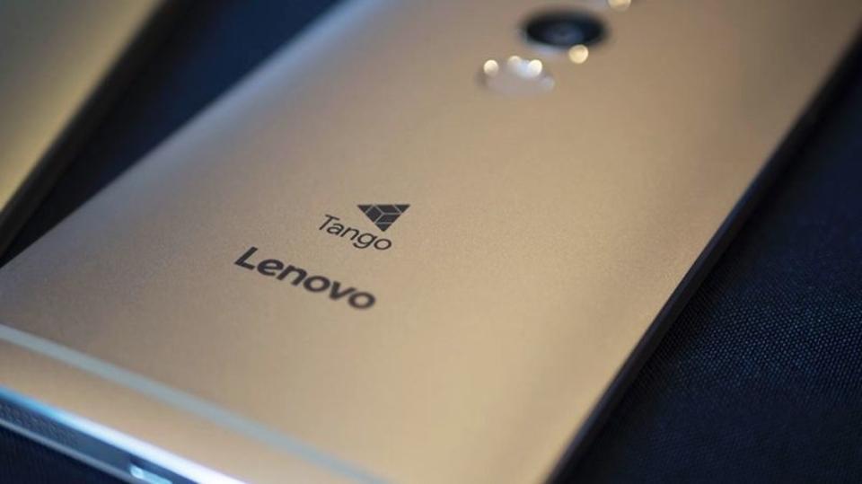 ついにGoogleの「Project Tango」が使えるスマートフォン、Lenovoが9月に発売!