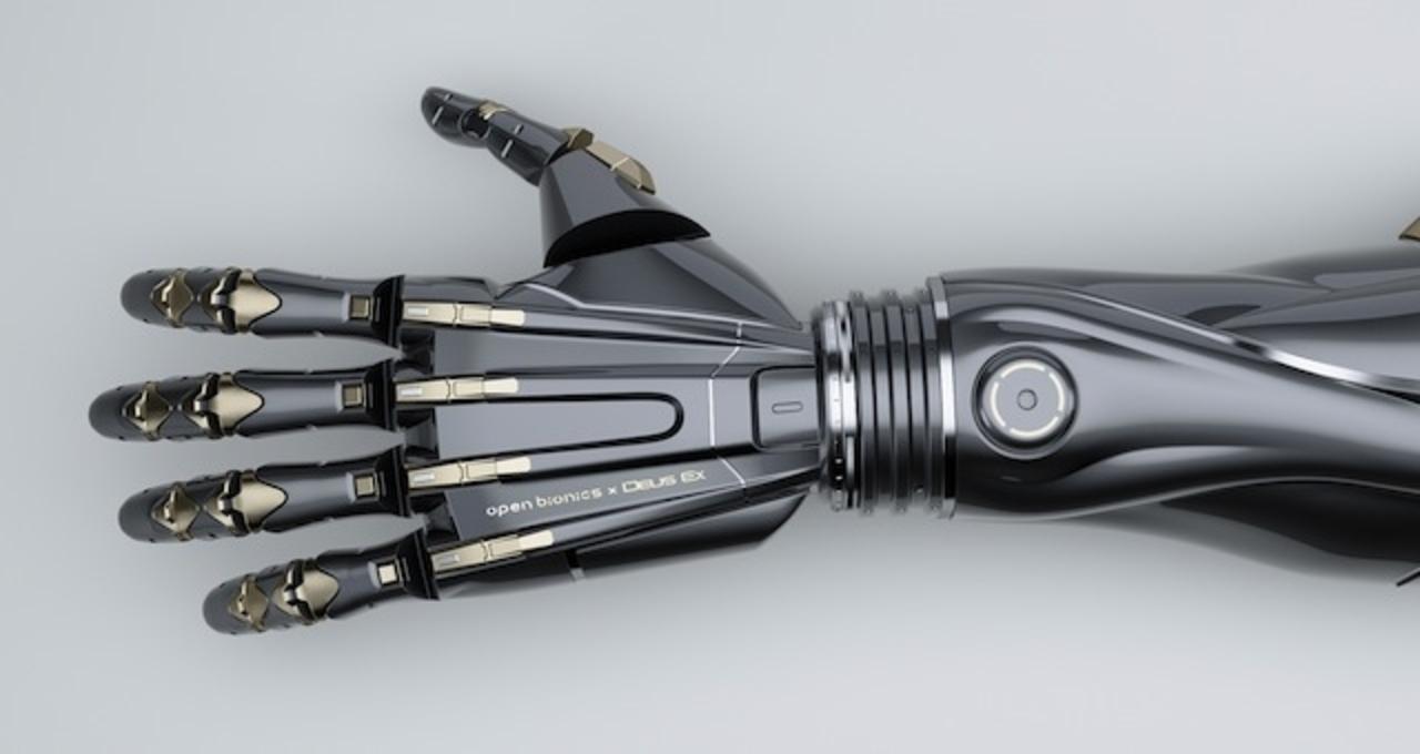機械義肢をより普遍的な存在に。「デウスエクス」筋電義手のプロトタイプが公開