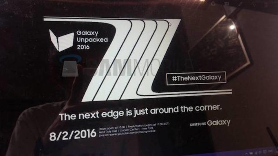 次期「Galaxy Note」は8月2日発表? ナンバーは「6」をとばして「7」になるかも