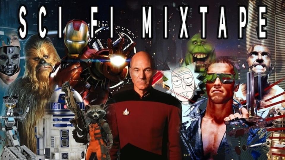 人間の想像力は無限大。SFの魅力がつまった映画リミックス