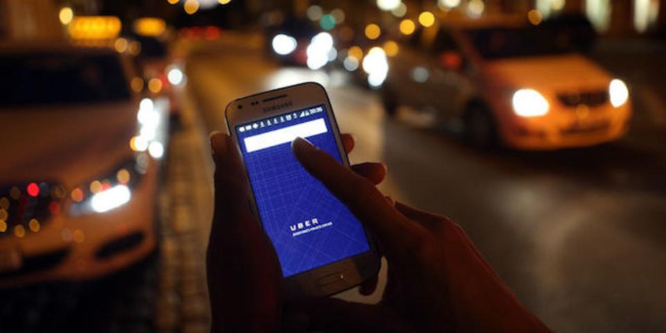 Uber、待望の予約システムを導入...あ、私は使えないみたいです