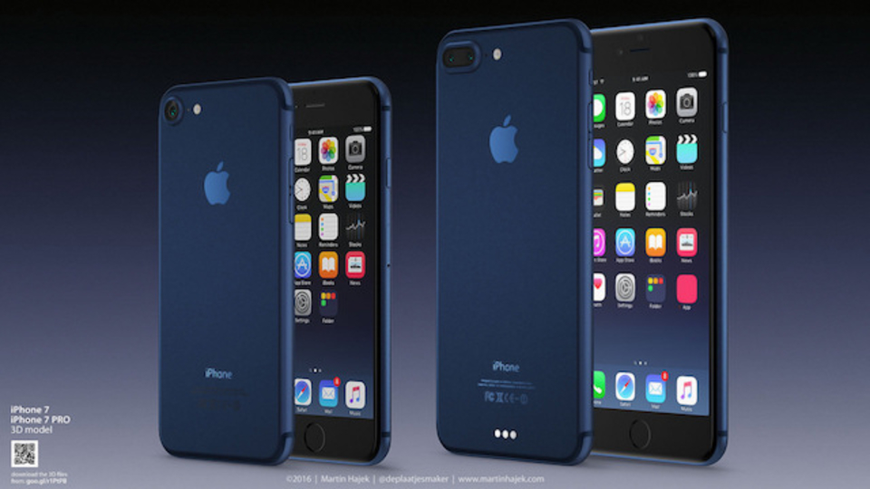 iPhone 7は6sと同デザインでイヤホンジャックなし。ビッグチェンジは2017年との報道