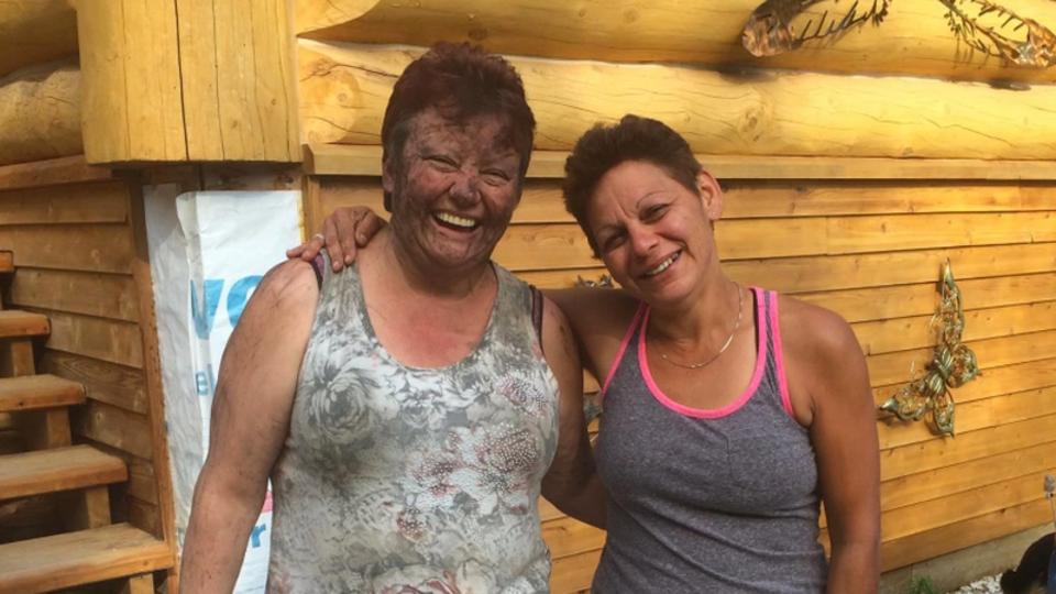 森の中でオオカミに襲われること12時間、極限状態から生還したカナダのおばさん