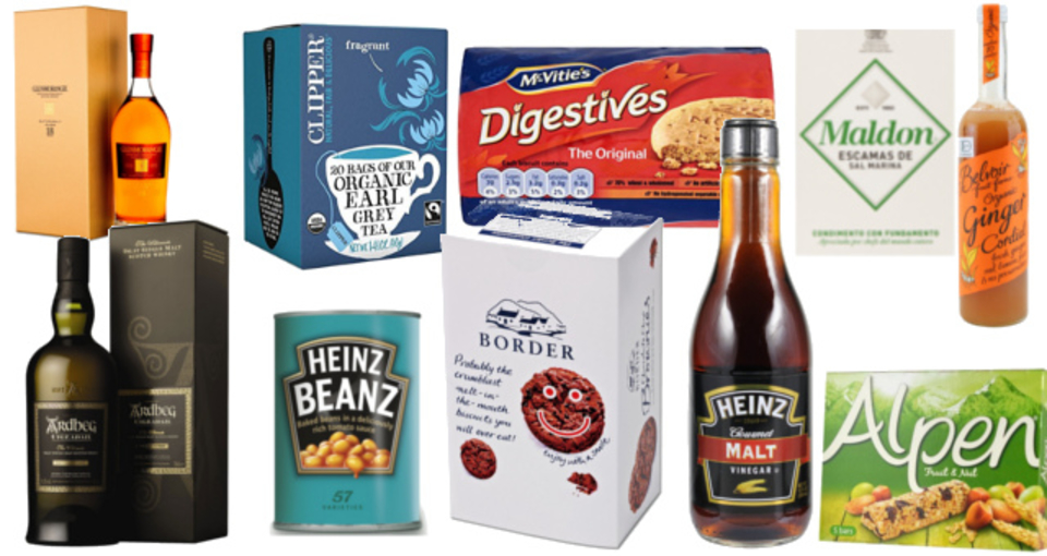 Amazonで定番の飲んで食べる不味くない…はずのイギリス食品10選