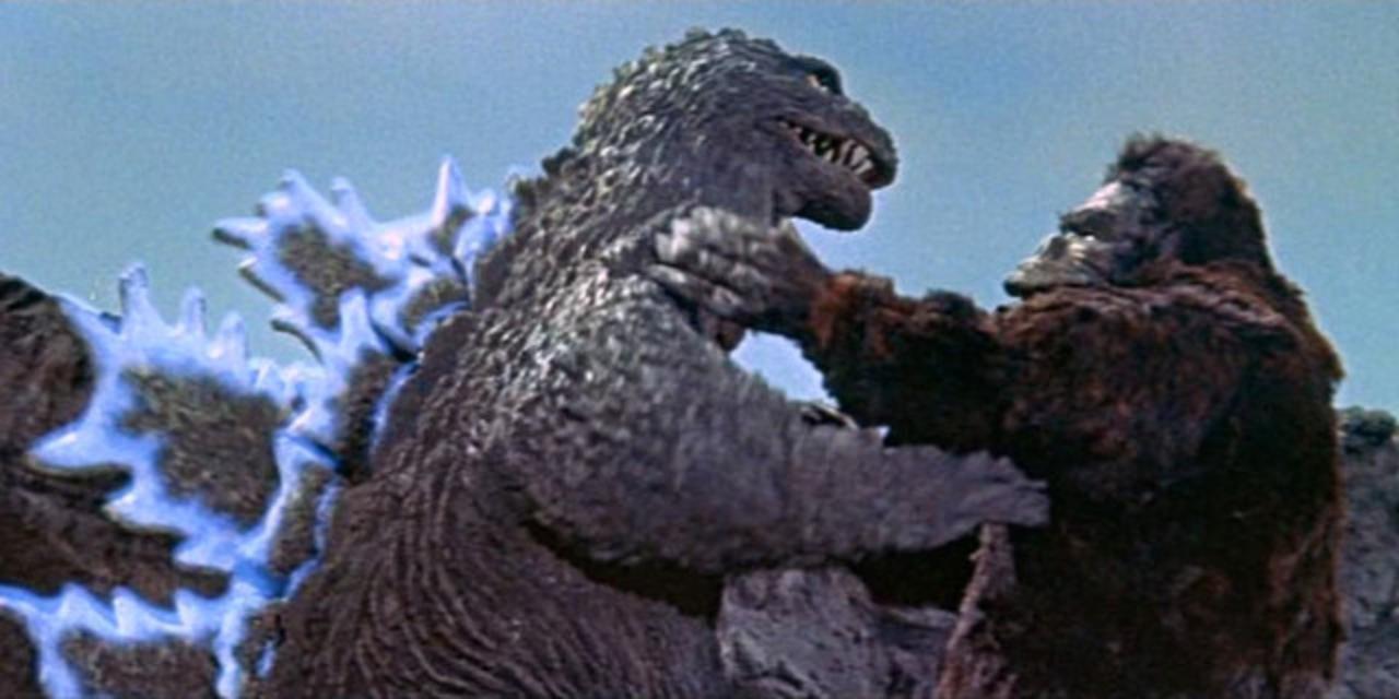 巨大化が止まらない二大怪獣。ゴジラとキングコングの成長の記録