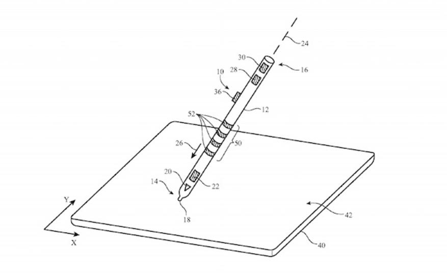 Apple Pencilは将来もっと賢く? タッチ機能でジェスチャー操作ができるかも