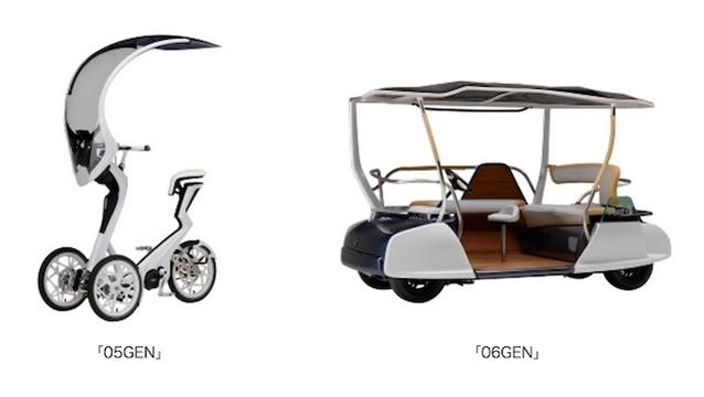 縁側みたいな自動車も。ヤマハが「優しい」新コンセプトモビリティを発表