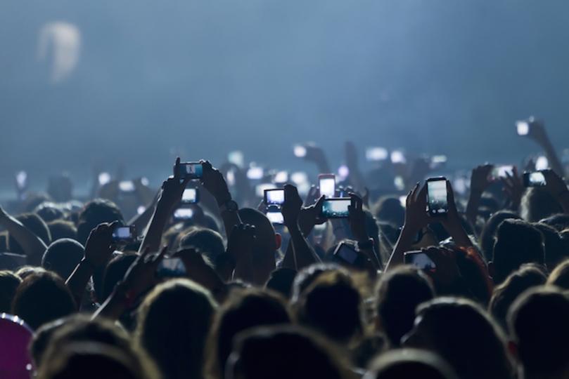 無断撮影はダメ!ライブ会場での録画・撮影を防ぐ機能の特許をAppleが取得