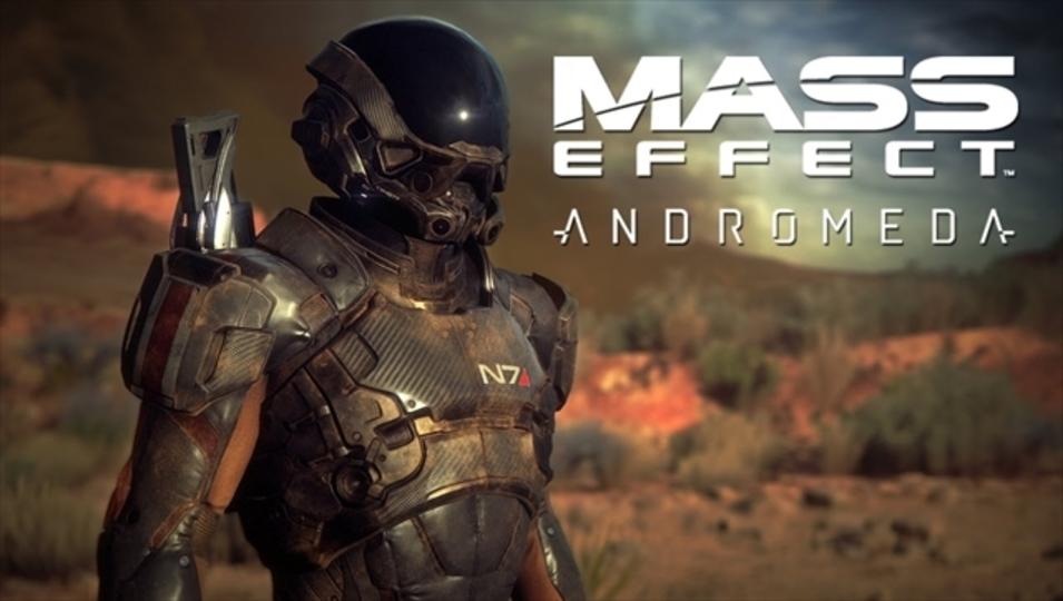 スペース・オペラRPG最新作「MASS EFFECT: ANDROMEDA」トレーラー