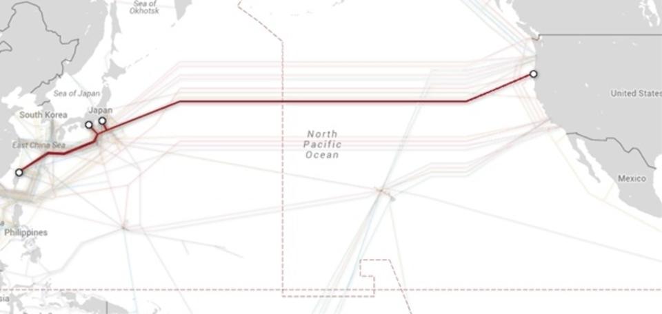 みんなのネットがFASTERに。日米で超速光海底ケーブルが運用開始