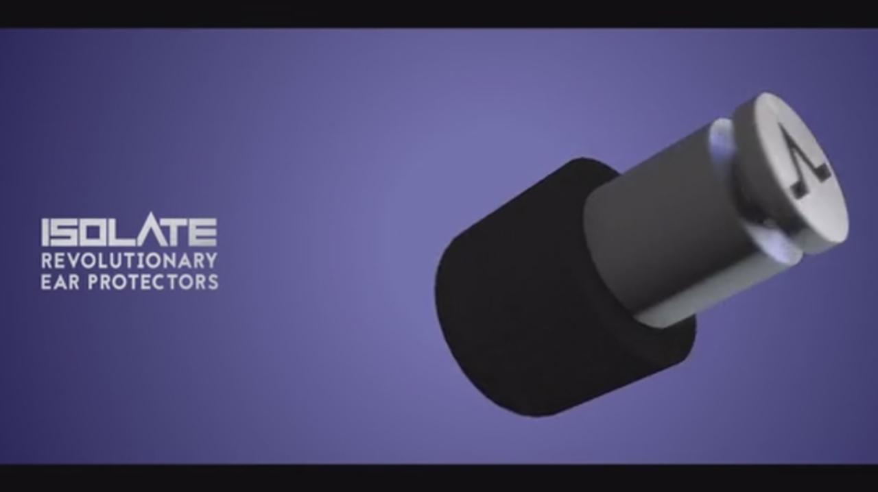 低音のドムドムした音もシャットアウトな新世代耳栓