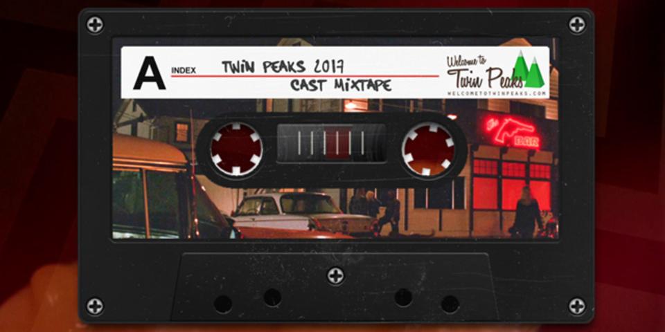 「ツイン・ピークス」の新作を待つなら、このミックステープがぴったり