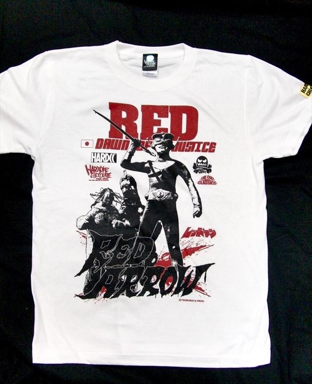 レッドマン「DAWN OF JUSTICE」Tシャツ