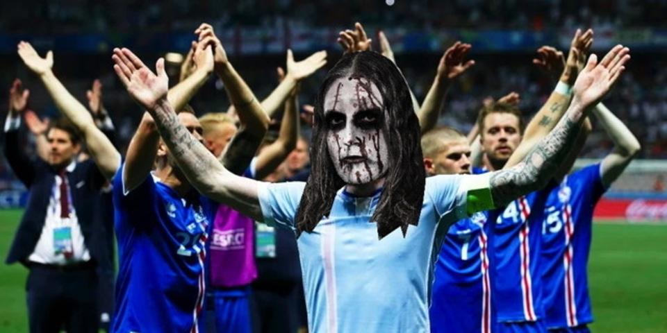 アイスランドのサッカーの実況がメタルと相性が良すぎる