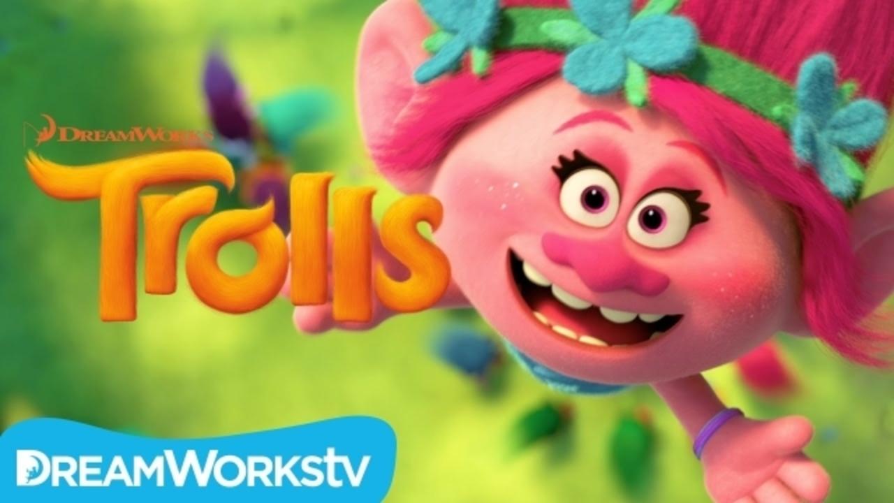 世界中で人気のキモかわいい人形が映画化。「トロールズ」予告編