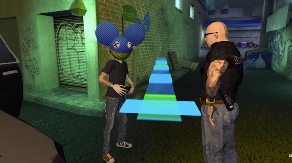 deadmau5、GoogleカードボードVRゲームになるってよ