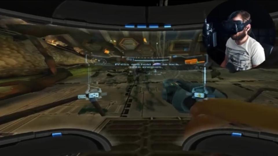 ゲームキューブの名作ゲームがVRでプレイできる!