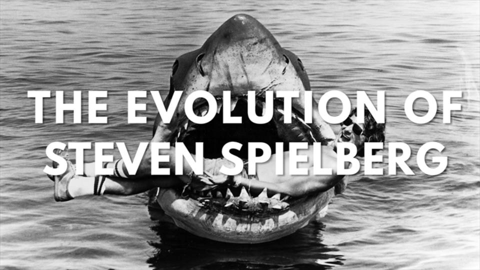 名匠の進化の道筋。スティーブン・スピルバーグ映画の変遷