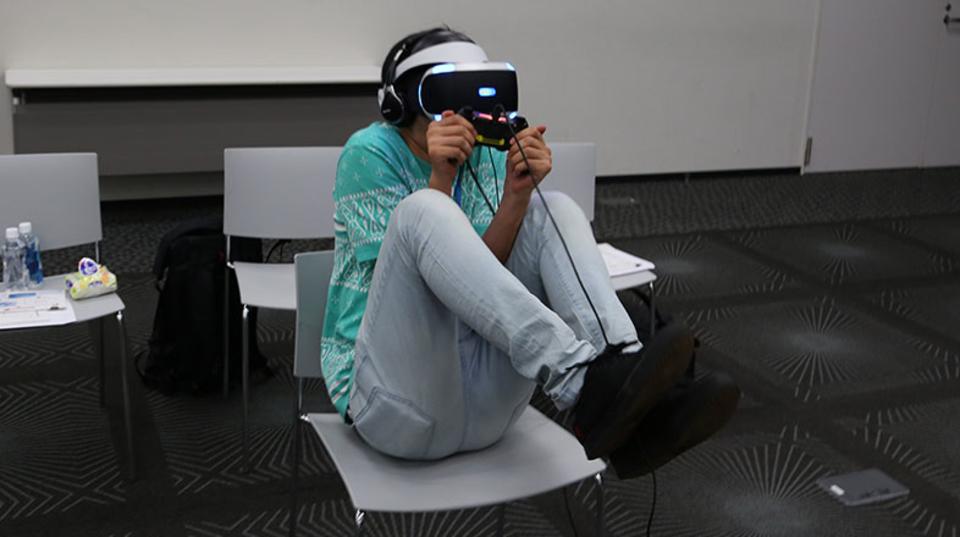 お逝きなさい。PlayStation VRは「天国」と「地獄」をこの世に作り上げた
