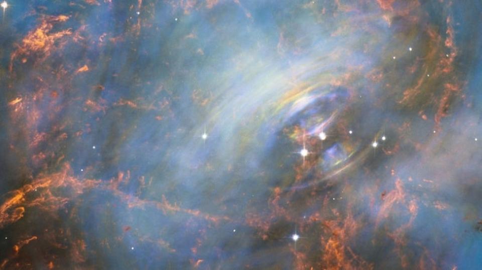 その美しさに恍惚。ハッブルが捉えた、かに座星雲の内部