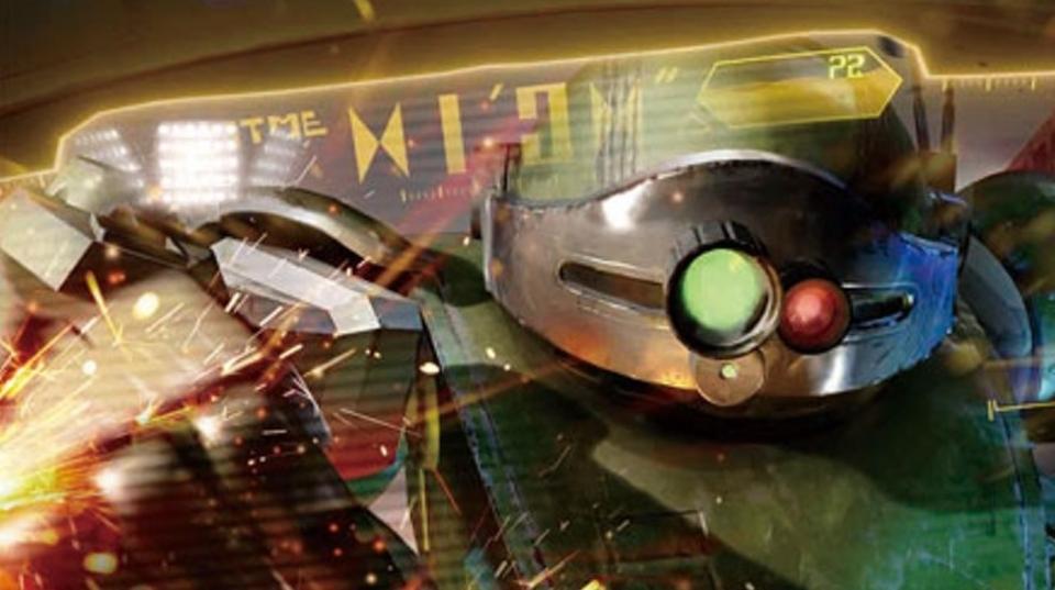 VRでむせる。スコープドッグに乗り込めるVRアトラクションが登場
