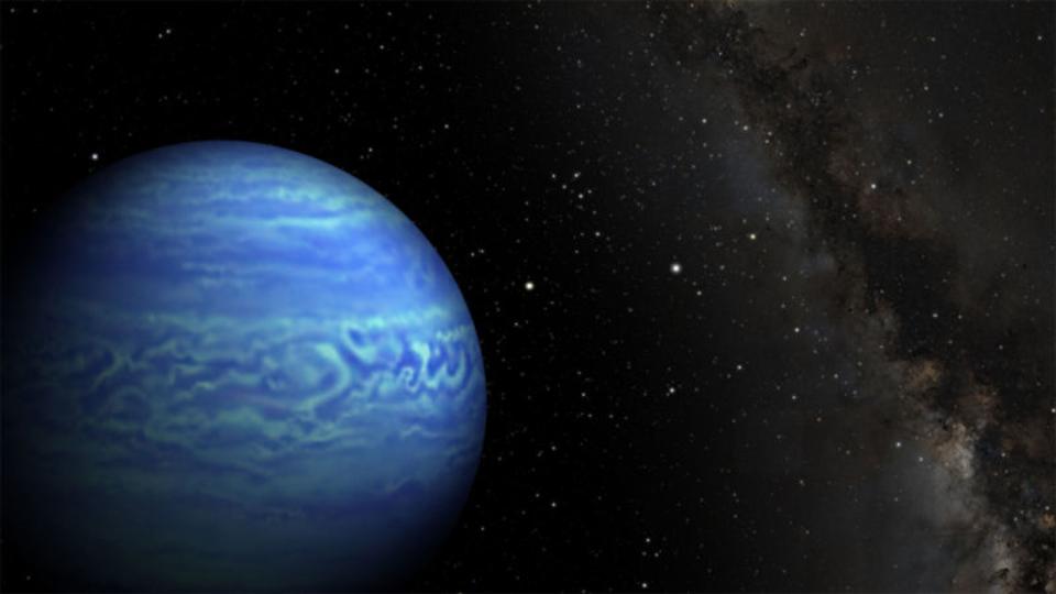 木星に似た矮星「WISE 0855」。大気が水蒸気の雲で覆われていることが判明