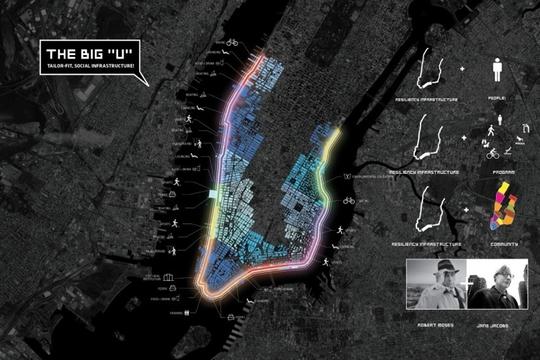 その日、人類は思い出した...。マンハッタンの水害は深刻な問題