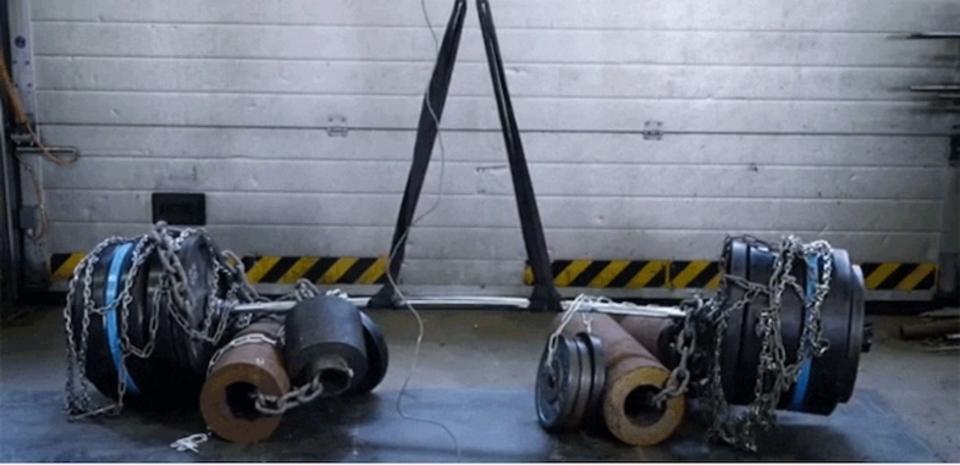 ベンチプレスのバーベルシャフトはどのくらいの重さまで耐えられるのか?